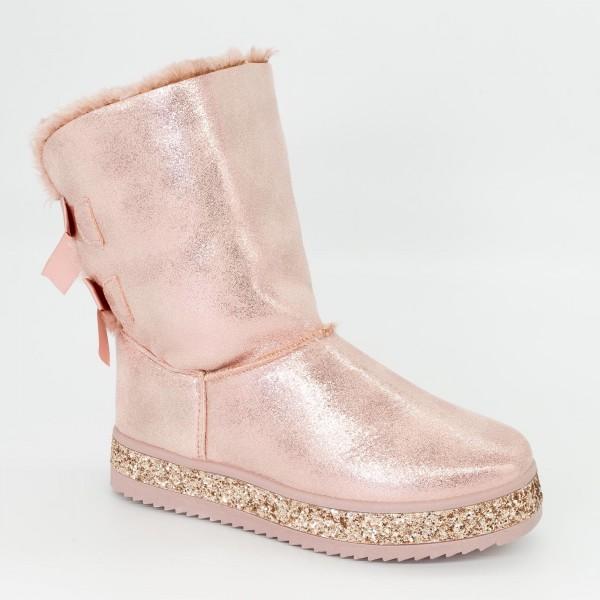 Ghete UG Dama AN55 Pink Mei