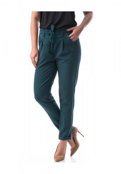Pantaloni Dama P116 Verde Adrom