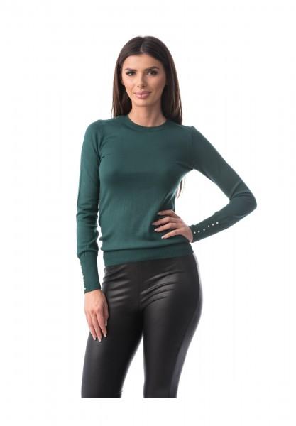 Bluza Dama 3050 Verde Adrom