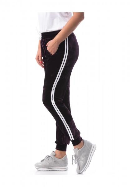 Pantaloni Dama P115 Mov Adrom