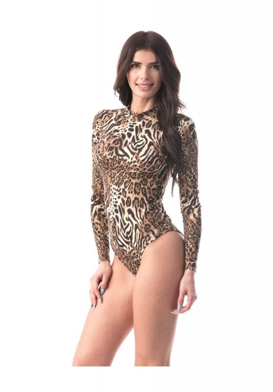 Body Dama 7098 Leopard Adrom