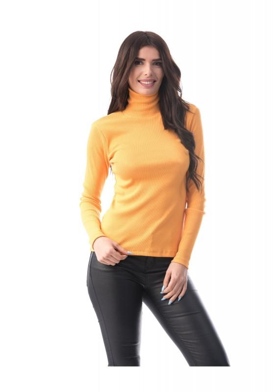 Bluza Dama BLUZA 6127 Galben (207) Adrom