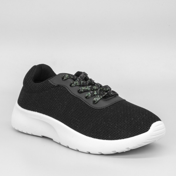 Pantofi Sport Dama YKQ30 Black Mei