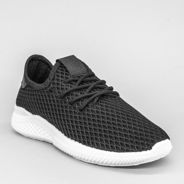 Pantofi Sport Dama YKQ29 Black Mei