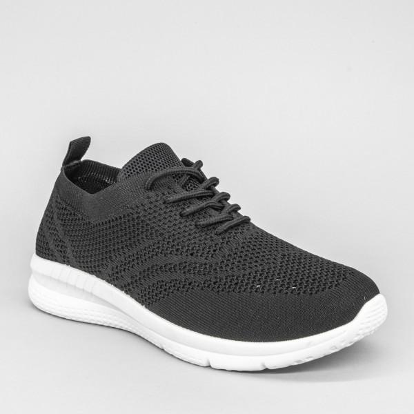 Pantofi Sport Dama YKQ28 Black Mei