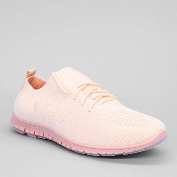 Pantofi Sport Dama YKQ25 Pink Mei