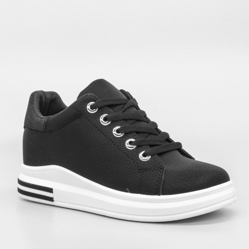 Pantofi Sport Dama YKQ21 Black Mei
