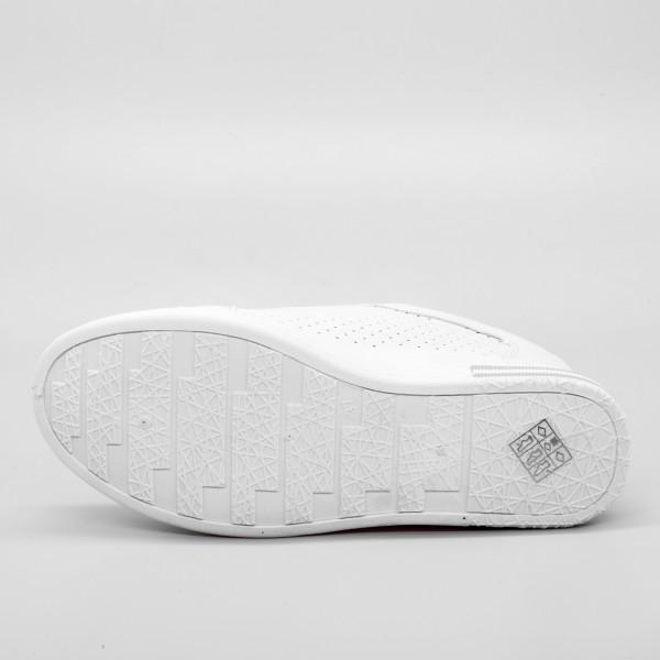 Pantofi Sport Dama YKQ20 White-Silver Mei