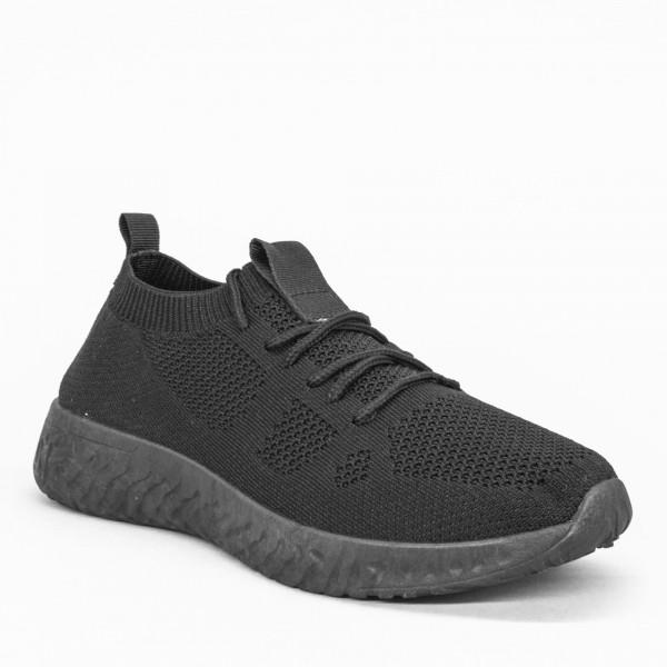 Pantofi Sport Dama YKQ16A Black Mei