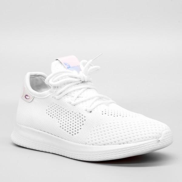 Pantofi Sport Dama YKQ15 White Mei