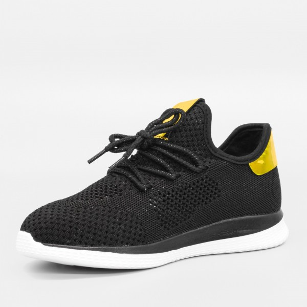 Pantofi Sport Dama YKQ15 Black Mei