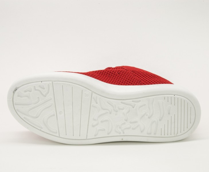 Pantofi Sport cu Platforma X541 Red Se7En