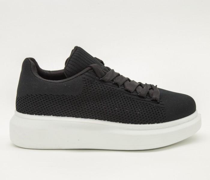 Pantofi Sport cu Platforma X541 Black Se7En
