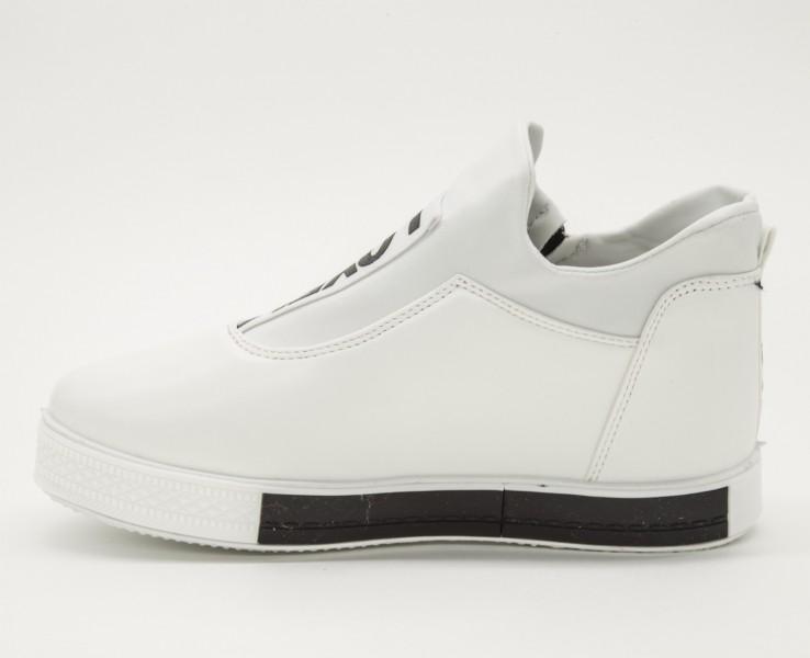 Pantofi Sport Dama X2838 White Se7En