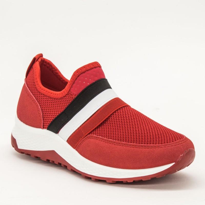 Pantofi Sport Dama X2830 Red Se7En