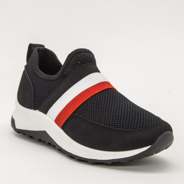 Pantofi Sport Dama X2830 Black Se7En