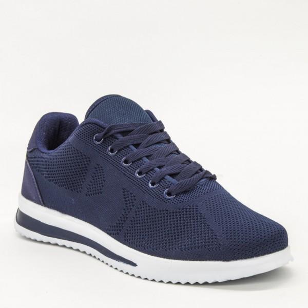 Pantofi Sport Barbati LB1871 Blue Sport Fashion
