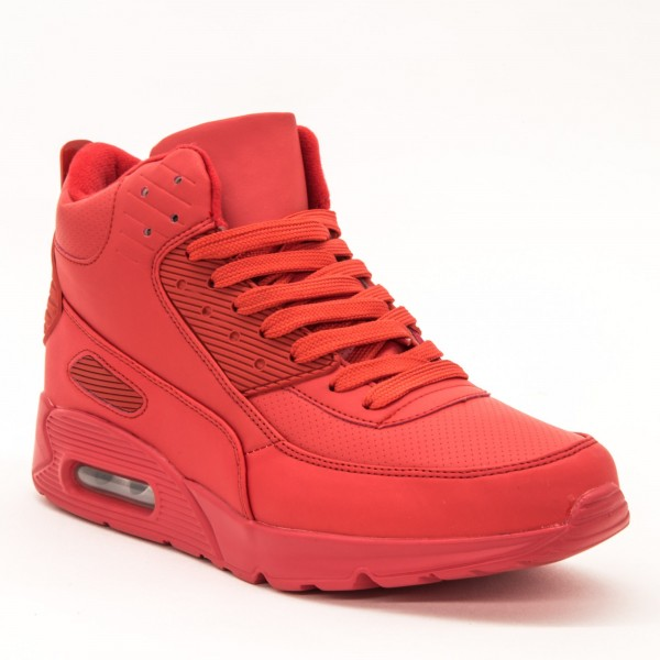 Pantofi Sport Barbati L609 Red Sport Fashion