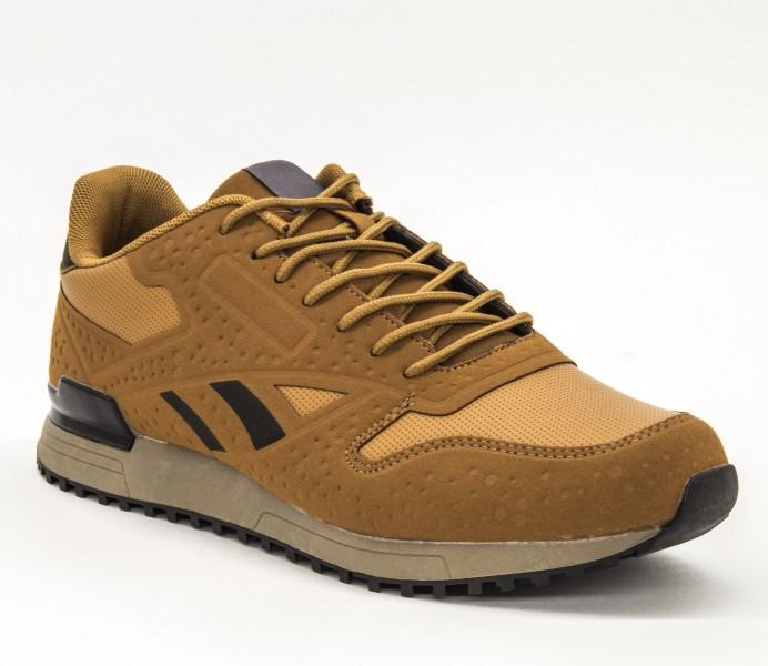 Pantofi Sport Barbati L118 Brown Sport Fashion