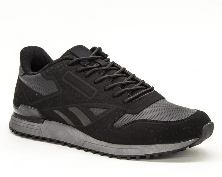 Pantofi Sport Barbati L118 Black Sport Fashion