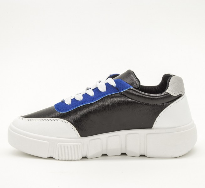 Pantofi Sport Dama H8 Black Sport Fashion