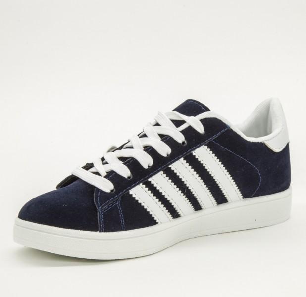 Pantofi Sport Dama A5 Blue-White Sport Fashion