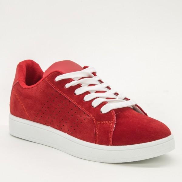 Pantofi Sport Dama A1 Red Sport Fashion