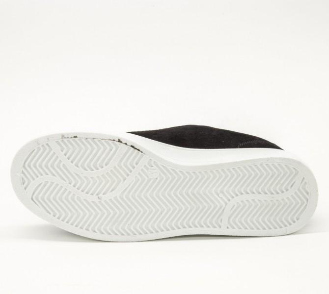 Pantofi Sport Dama A1 Black-White Sport Fashion