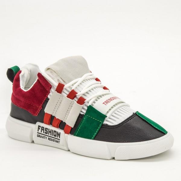 Pantofi Sport Dama 2019A-10 Black Sport Fashion