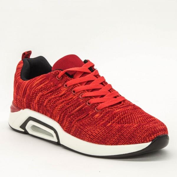 Pantofi Sport Barbati 1819 Red Sport Fashion