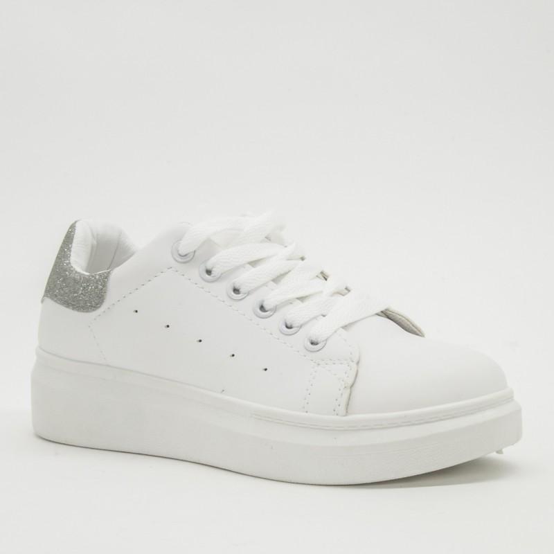 Pantofi Sport Dama ZY1 White Mei