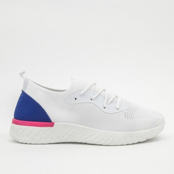 Pantofi Sport Dama YKQ17 White Mei