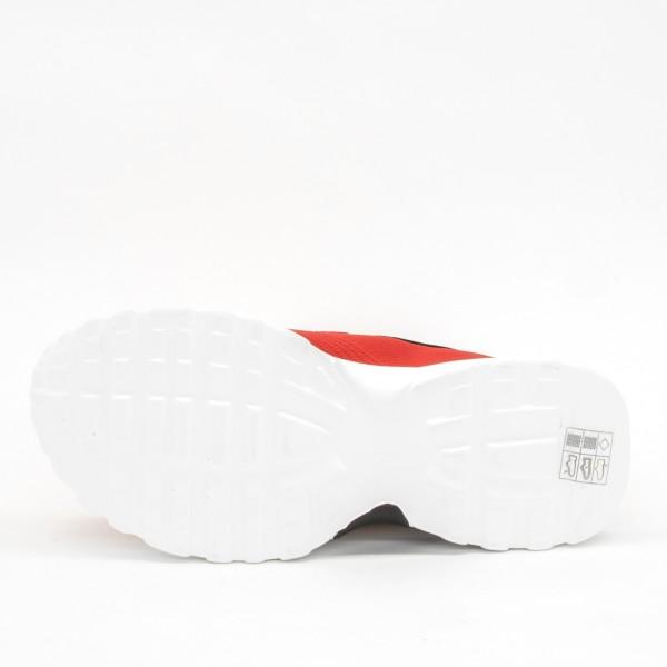Pantofi Sport cu Platforma Dama SJN253 Red Mei