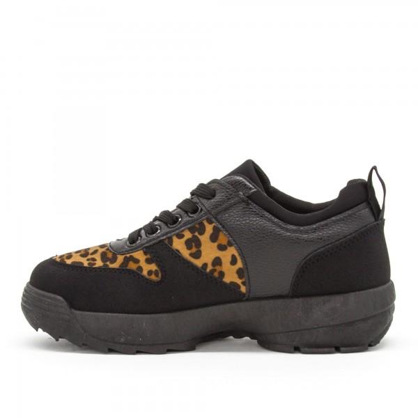 Pantofi Sport Dama GB37 Black Mei