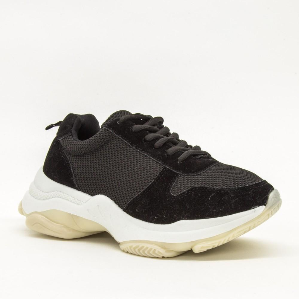 Pantofi Sport Dama GB32 Black Mei