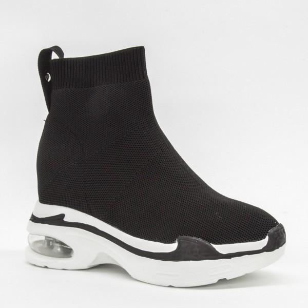 Pantofi Sport cu Platforma Dama CJL3 Black Mei