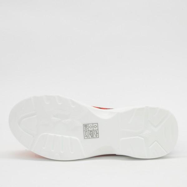 Pantofi Sport cu Platforma Dama CJL3 Red Mei