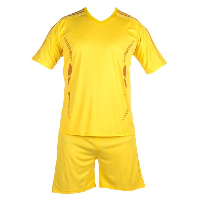 Compleu Fotbal TB03 Galben Sport Wear