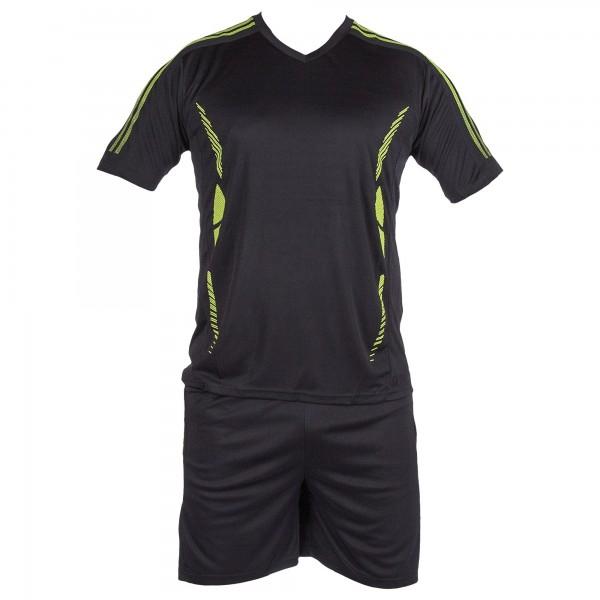 Compleu Fotbal TB03 Negru Sport Wear