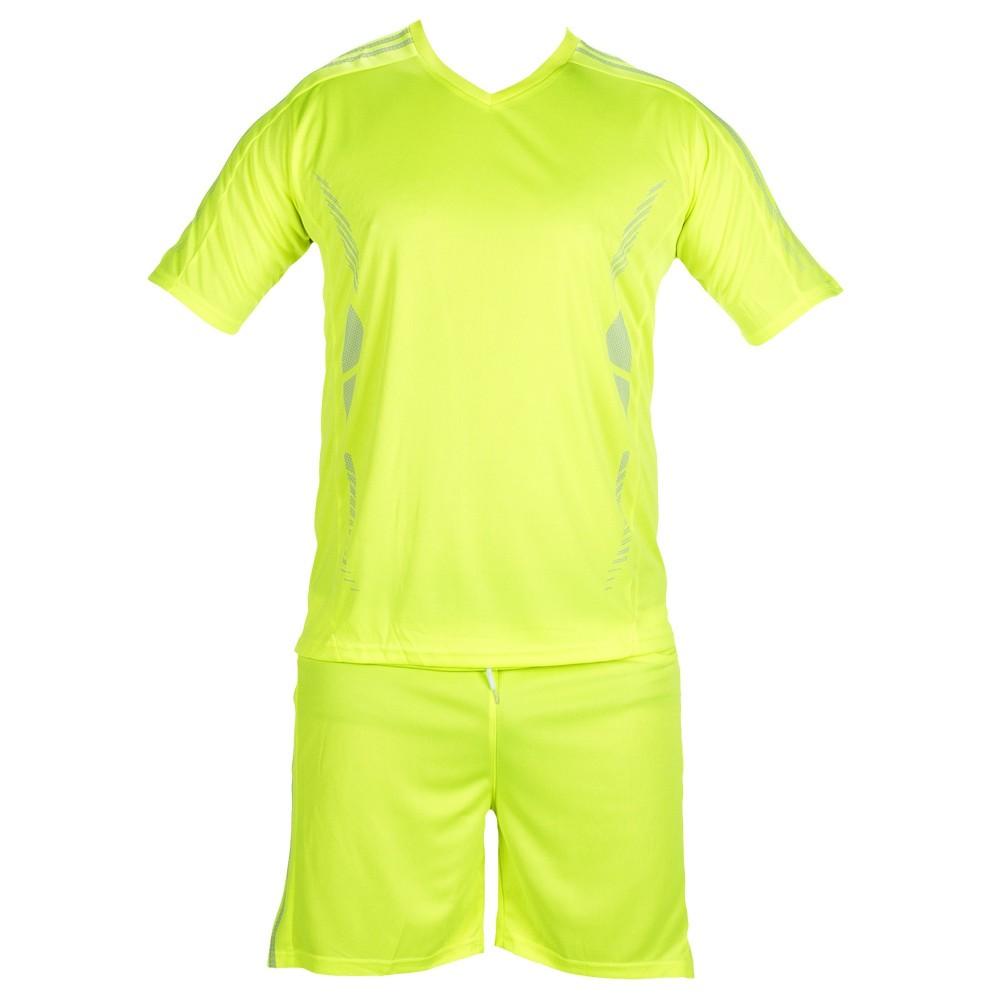 Compleu Fotbal Copii TC02 Verde Sport Wear