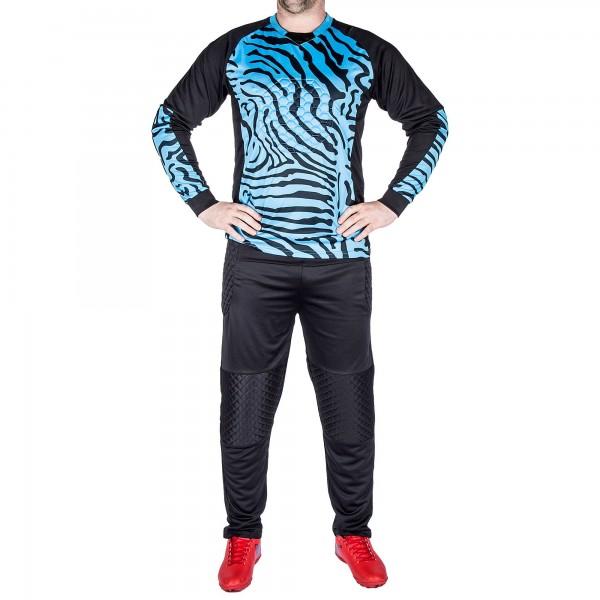 Compleu Portar 025 Albastru-Negru Sport Wear
