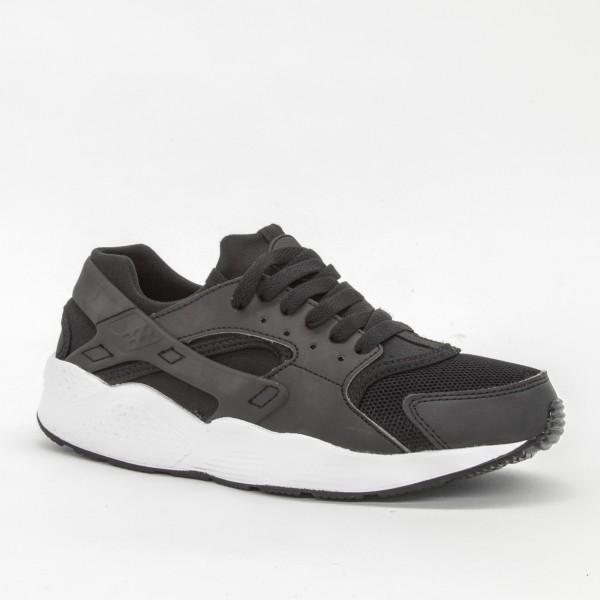 Pantofi Sport Dama 9811 Black Sport Fashion