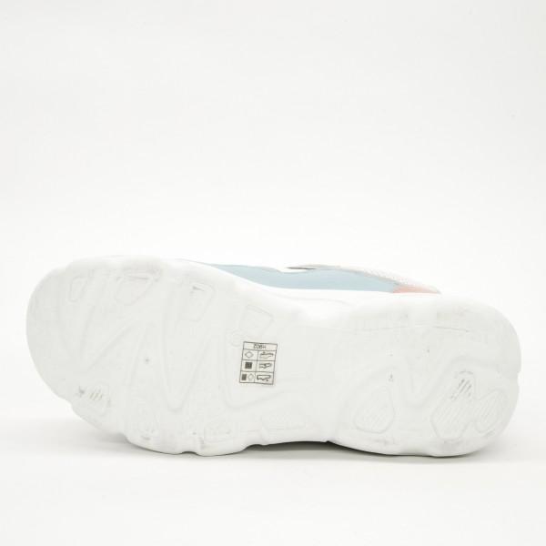 Pantofi Sport Dama H902 White-Blue Lemon Tree