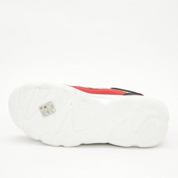 Pantofi Sport Dama H902 Black-Red Lemon Tree