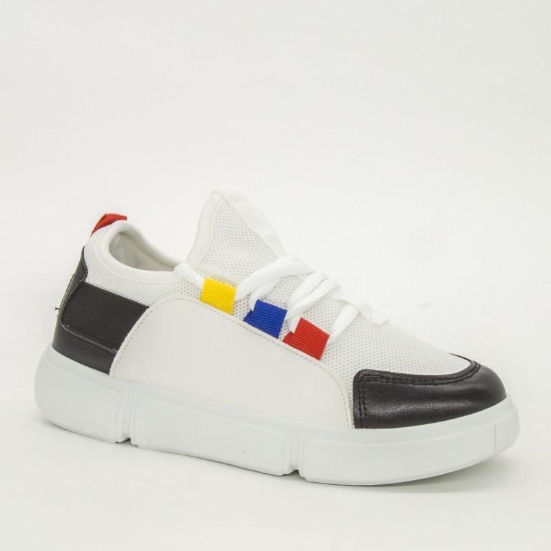 Pantofi Sport Dama 2018-9 Black Renda