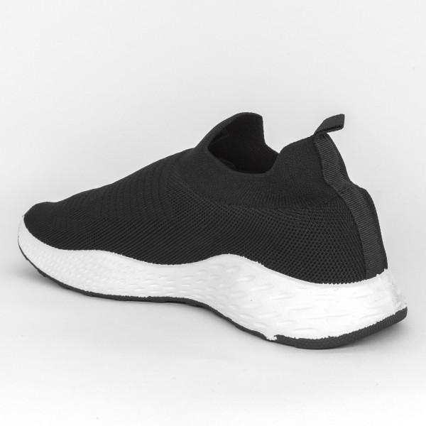 Pantofi Sport Barbati YKQ57 Black Mei