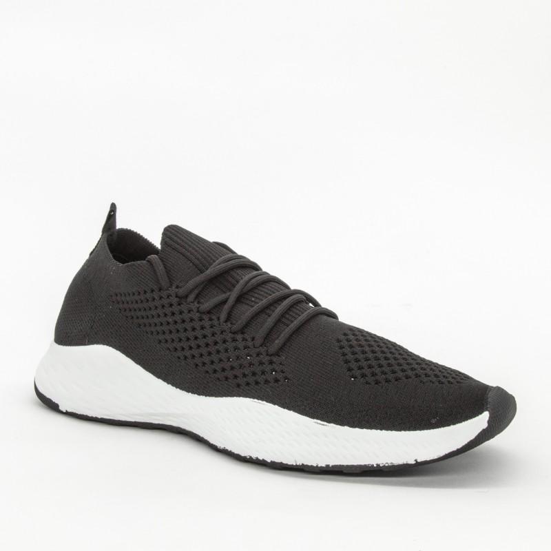Pantofi Sport Barbati YKQ56 Black Mei