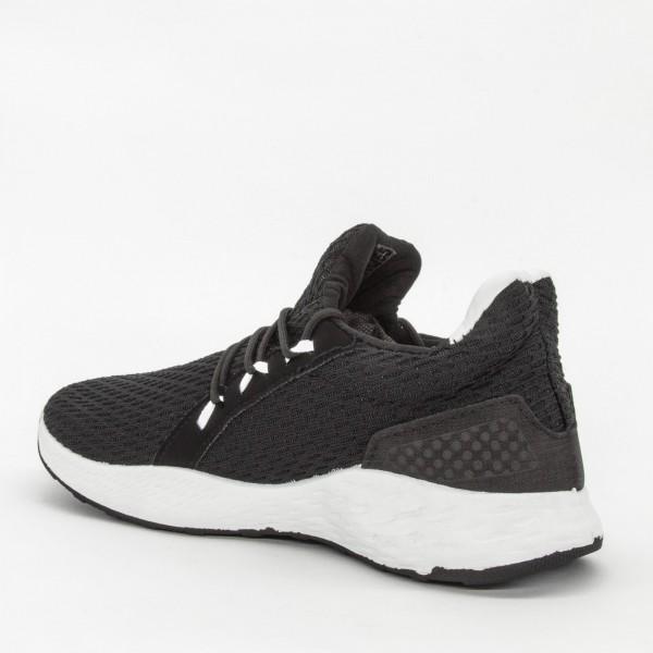 Pantofi Sport Barbati YKQ55 Black Mei