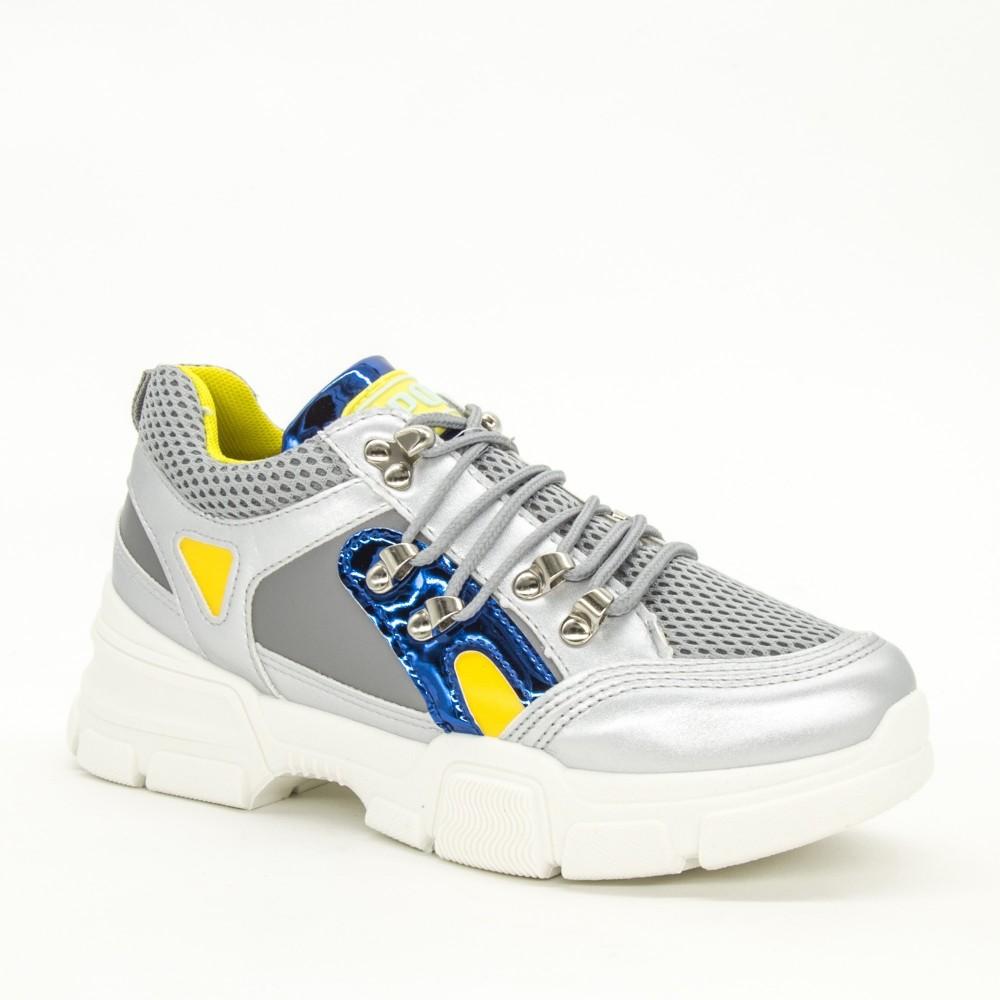 Pantofi Sport Dama YKQ35 Grey Mei