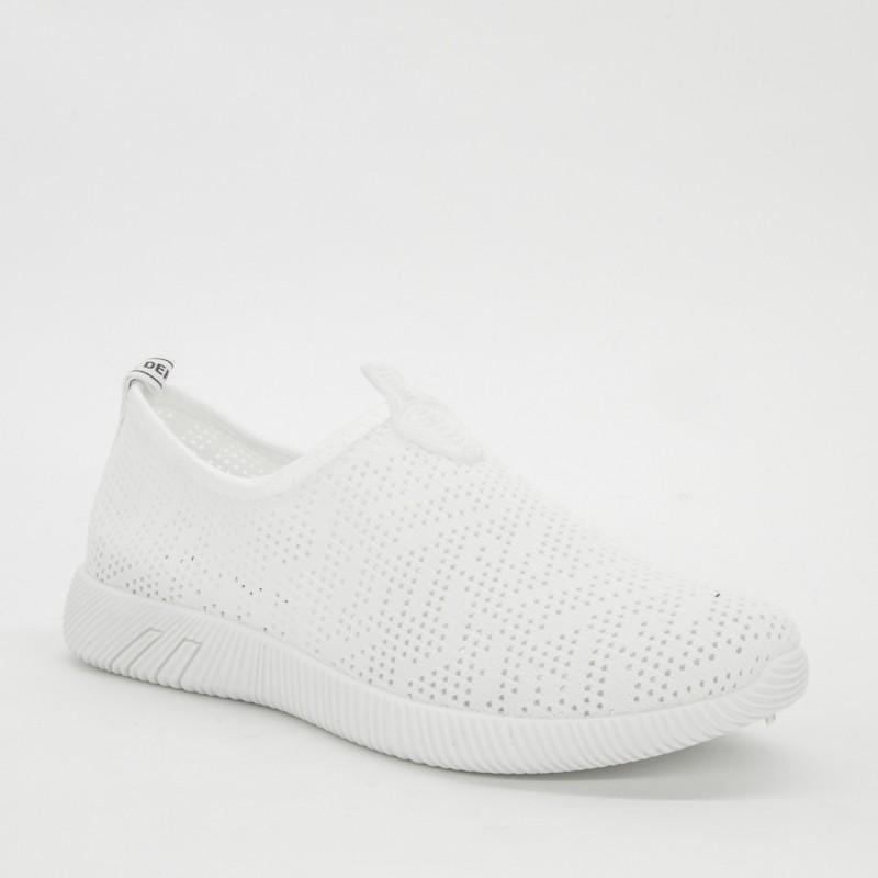 Pantofi Sport Dama YKQ27 White Mei
